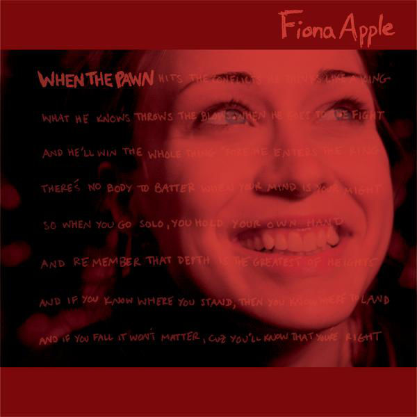"Fiona Apple, ""When The Pawn…"" – Haunted Jukebox"